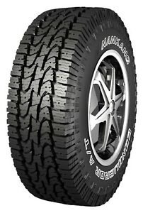 4 New 265 70r18 Inch Nankang Conqueror At 5 Tires 265 70 18 R18 2657018 70r Wl