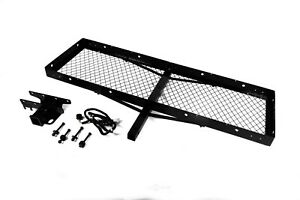 Trailer Hitch Carrier cargo Carrier Rugged Ridge Fits 07 17 Jeep Wrangler