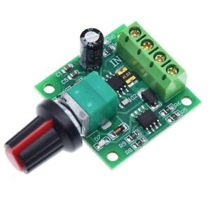 20 Pcs Low Voltage Dc 1 8v 3v 5v 6v 12v 2a Motor Speed Controller Pwm