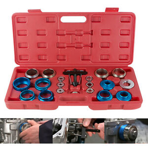 Camshaft Bearing Remover Installer Installation Tool Kit Set Crank Seal Removal