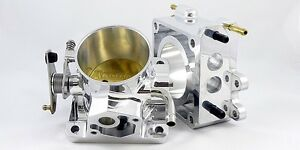 Accufab F75k 86 93 Mustang 5 0l 75mm Throttle Body Kit