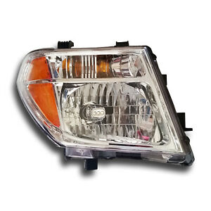 Fits 2005 2007 Nissan Frontier Pathfinder Passenger Right Headlight Assembly Rh