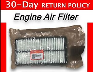 2016 2020 Genuine Oem Honda Pilot Ridgeline Odyssey Engine Air Filter 5j6 A10