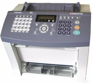 Toshiba Estudio 170f Super G3 Fax Machine No Trays As Pictured