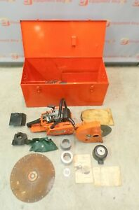 Desa Champion Power Cut Hand Concrete Saw 309 Prc 12d