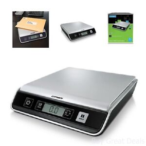 Digital Postal Scale 25 Lb Usb Shipping Postage Weight Business Office
