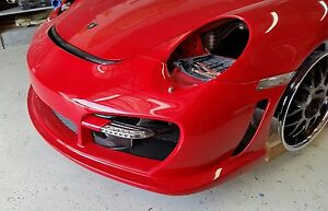 Porsche 911 997 Turbo Gtr Evo Front Bumper new C2 C4 Turbo