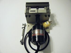 Davis Edging Machine Item 5 No Dumore Grinder For Picture Only