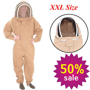 Beekeeper Beekeeping Veil Suit Dress Jacket Smock bee Hat Protective Equipment