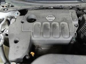 Engine 2007 Nissan Altima 2 5l Motor With 83052 Miles California Emissions
