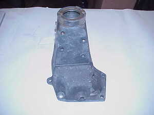 Tex Racing 4 Speed Magnesium Transmission Tailhousing Nascar Arca Vintage Race