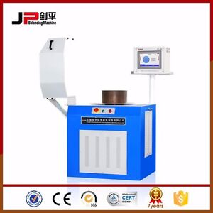 Jp Phld 65 Vertical Single Plane Hard Bearing Balancing Machines