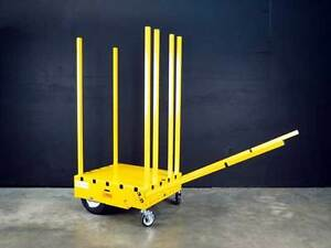 Dolly Max Yard Cart Wheelbarrow Industrial Construction Remodel Moving Handtruck