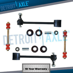 Front Rear Sway Bar Link For 05 2016 Escalade Avalanche 07 2016 Yukon Tahoe