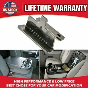 Center Console Armrest Lid Latch Lock For 2007 2014 Chevy Silverado 1500 2500 V8