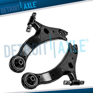 For Lexus Es300 330 350 Rx330 Rx350 Rx400h Pair Front Lower Control Arm Assembly