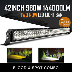 32 Inch 720w Led Work Light Bar Combo For Offroad Ford Jeep 30 Bar Fog Lamp