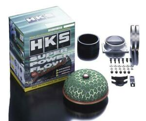 Hks Super Mega Flow Reloaded Twin Intake Kit For 93 96 Mazda Rx7 Turbo
