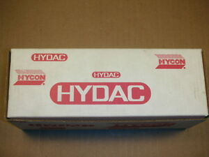 Hydac Hycon Genuine Filters 02060799 1 07 08d10bh Made In Usa 2 Filters Nos