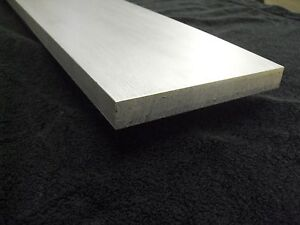 3 8 Aluminum 12 X 24 Bar Sheet Plate 6061 t6 Mill Finish