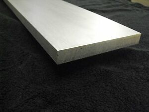 1 Aluminum 6 X 24 Bar Sheet Plate 6061 t6 Mill Finish