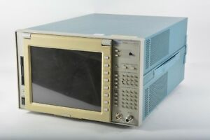 Sony Tektronix 3066 Dc To 3 Ghz Real Time Spectrum Analyzer