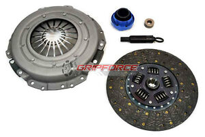 Gf Premium Clutch Kit 1993 96 Ford Bronco F150 F250 Truck 4 9l 5 0l 5 8l 5 Speed