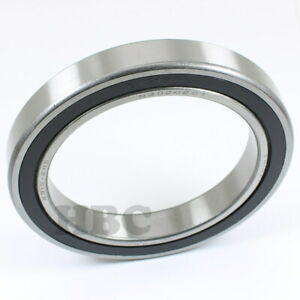 Radial Ball Bearing 6919 2rs With 2 Rubber Seals 95x130x18mm