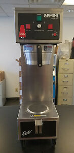 Wilbur Curtis Gem120a Satellite Coffee Brewer