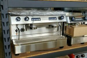 new 2 Group Espresso Cappuccino Machine Automatic Great Deal