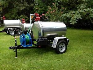 280 Gal Fuel Trailer