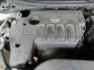 Engine 2007 Nissan Altima 2 5l Motor With 83 052 Miles