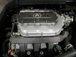 Oem Engine 2009 Acura Tl 3 5l Awd Motor With 47 000 Miles