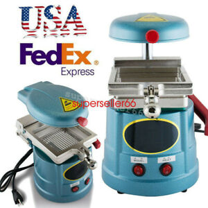 Us Dental Lab Vacuum Forming Molding Machine Former Heat Thermoforming Press Fda