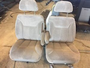 99 Chevy Tahoe Front Seats