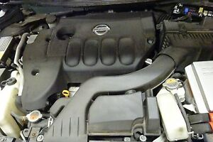 Gas Engine 2007 Nissan Altima Hybrid 2 5l Motor With 81 000 Miles