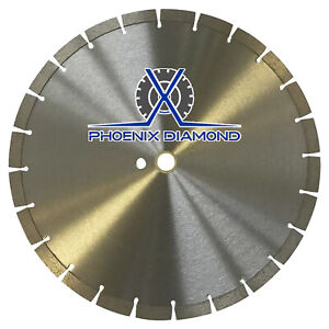 14 inch General Purpose 13mm Segmented Diamond Saw Blade For Concrete
