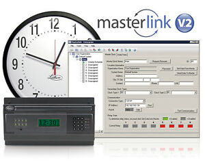 Lathem Masterlink V2 2 Standard Software