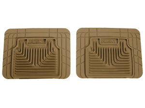 Husky Liners Seat Car Floor Mat Rubber Carpets For Pontiac 2004 2006 Gto
