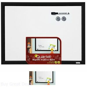 White Board Magnetic Dry Erase Message Wall Smooth Writing Hanging Memo Frame
