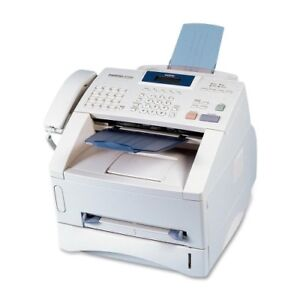 New Brother Ppf4750e Laser Fax Multifunction Printer Intellifax W 33 6k Modem