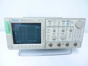 Tektronix Tds540 Four Channel Digitizing Oscilloscope