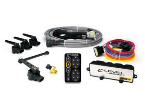 Accuair E level Digital Leveling Air Suspension Electronic Air Control Nickle