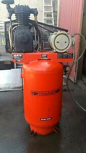Devilbiss Air Compressor 44643 7 5 Hp 80 Gallon 175 Psi