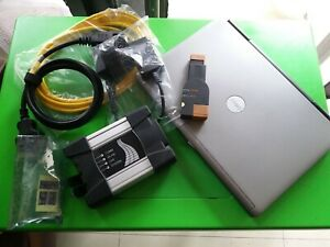 The Dell D630 With Bmw Icom Next Diagnostic Programming Dealer Level System