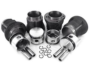 Vw 90 5mm 1776cc Bug Type 1 Pistons And Cylinders Kit
