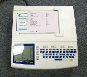 Mortara Eli150rx Ecg ekg Machine W interpretation Xmas Special