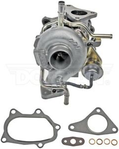 Turbocharger And Gasket Kit For Subaru Legacy Outback H4 2 5l Dorman 917 158