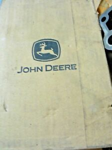 Genuine John Deere Oil Cooler 410e Backhoe Re522820 New