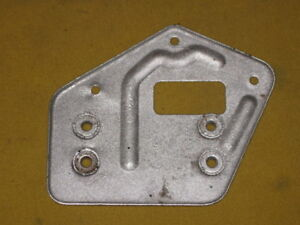 Datsun 280zx Air Flow Meter Mounting Plate 1979 1983